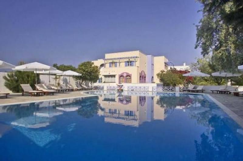 Hotel Acqua Vatos - Kamari - Santorini